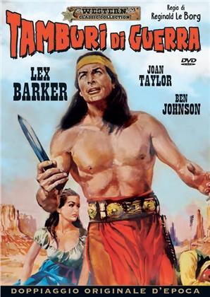 Tamburi di guerra (1957) (Doppiaggio Originale D'epoca)
