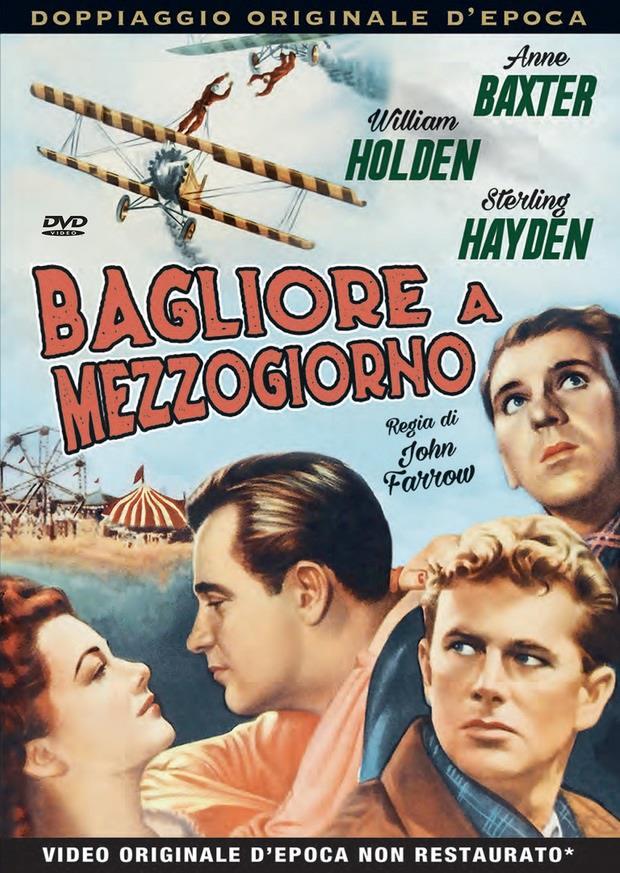 Bagliore a mezzogiorno (1947) (Doppiaggio Originale D'epoca, n/b)