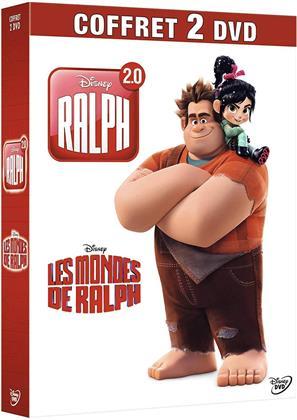 Ralph 2.0 & Les Mondes de Ralph - Coffret 2 DVD (2 DVDs)