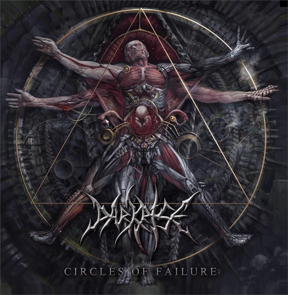 Darkrise - Circles Of Failure
