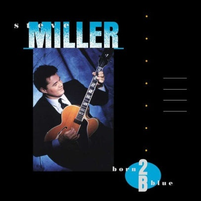Steve Miller - Born To Be Blue (2019 Reissue, Limited Edition, Blue Opaque Vinyl, LP)