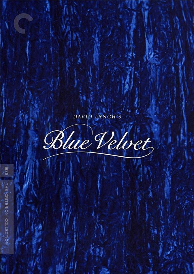 Blue Velvet (1986) (Criterion Collection)