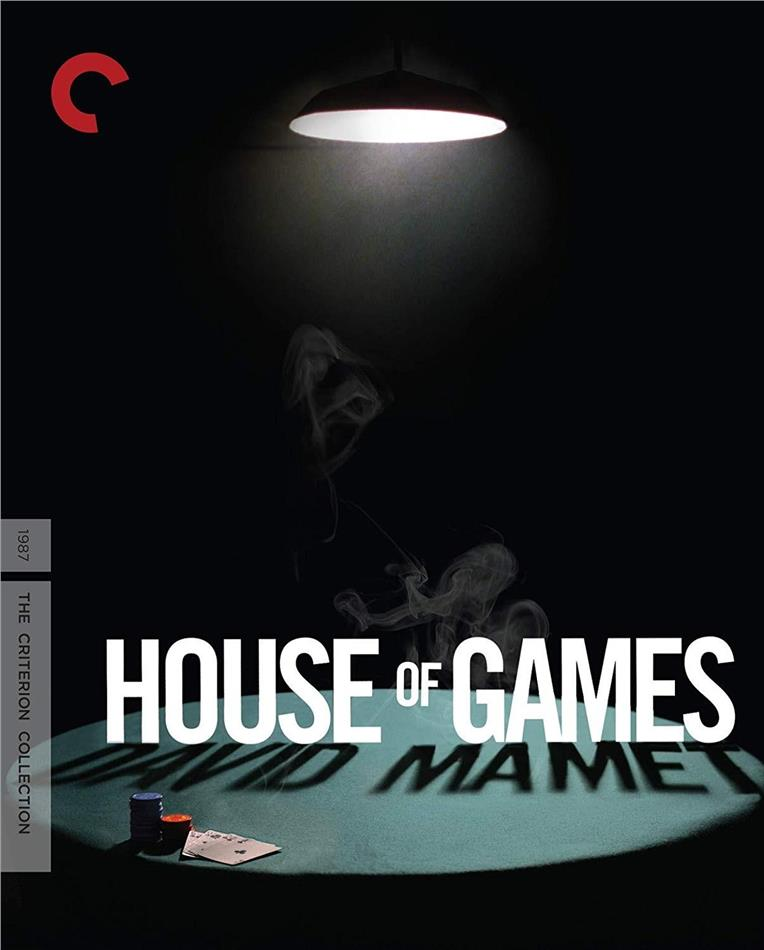 House Of Games (1987) (Criterion Collection)