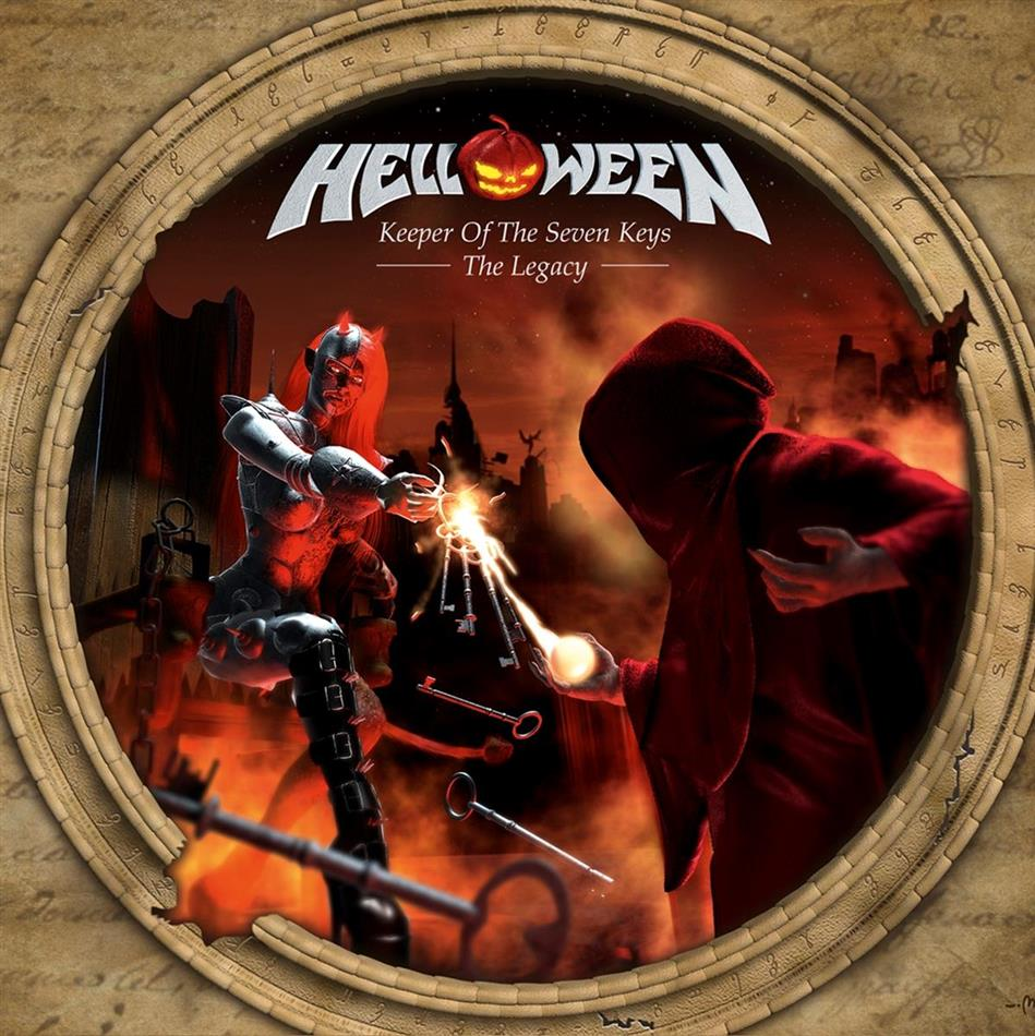 Helloween - Keeper Of The Seven Keys:The Legacy (2019 Reissue, 2 LPs)