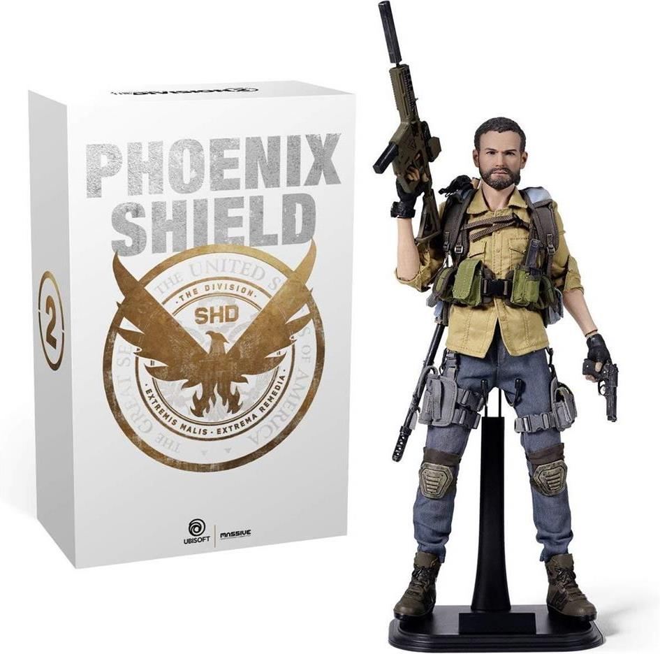 The Division 2 - (Phoenix Shield Gold Edition)