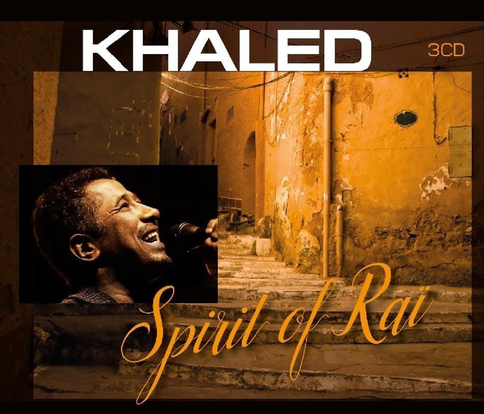 Cheb Khaled - Spirit Of Rai (2019 Reissue, Factory of Sounds, 3 CDs)