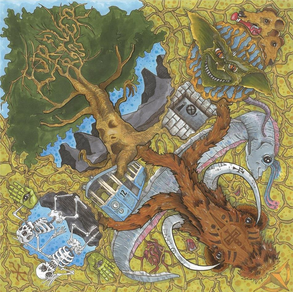 The Mammuthus - Forever Tree (LP)