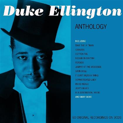Duke Ellington - Anthology (Not Now Edition, 3 CDs)