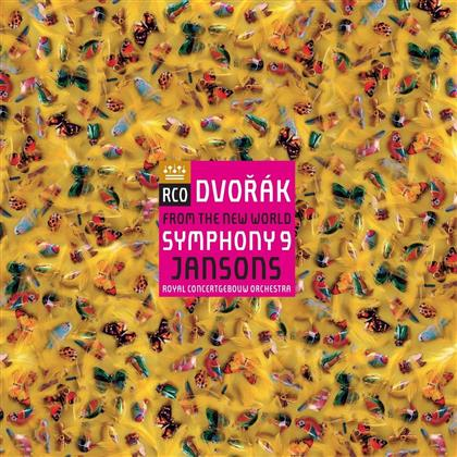 Antonin Dvorák (1841-1904), Mariss Jansons & Royal Concertgebouw Orchestra - Symphony No.9 - From The New World (LP)