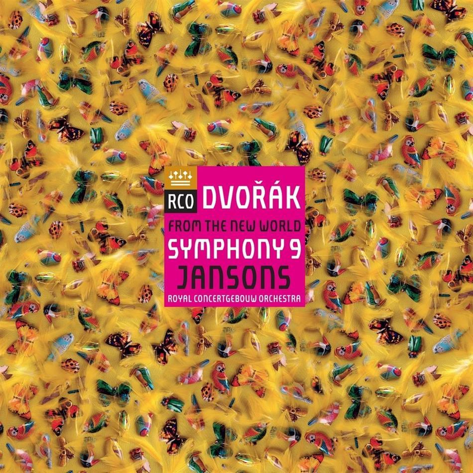 Antonin Dvorák (1841-1904), Mariss Jansons & Royal Concertgebouw Orchestra - Symphony No.9 - From The New World (LP)