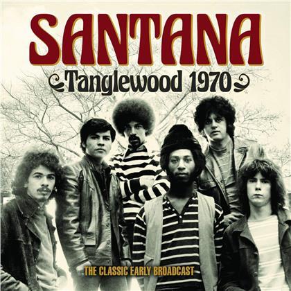 Santana - Tanglewood 1970