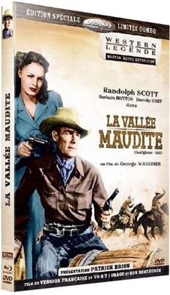 La vallée maudite (1947) (Version Restaurée, Édition Spéciale, Blu-ray + DVD)