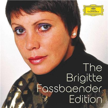 Brigitte Fassbaender - Edition (Boxset, 11 CDs)