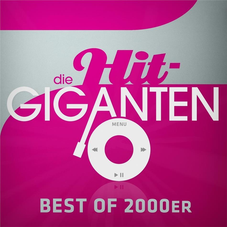Die Hit Giganten Best Of 2000er (3 CDs)