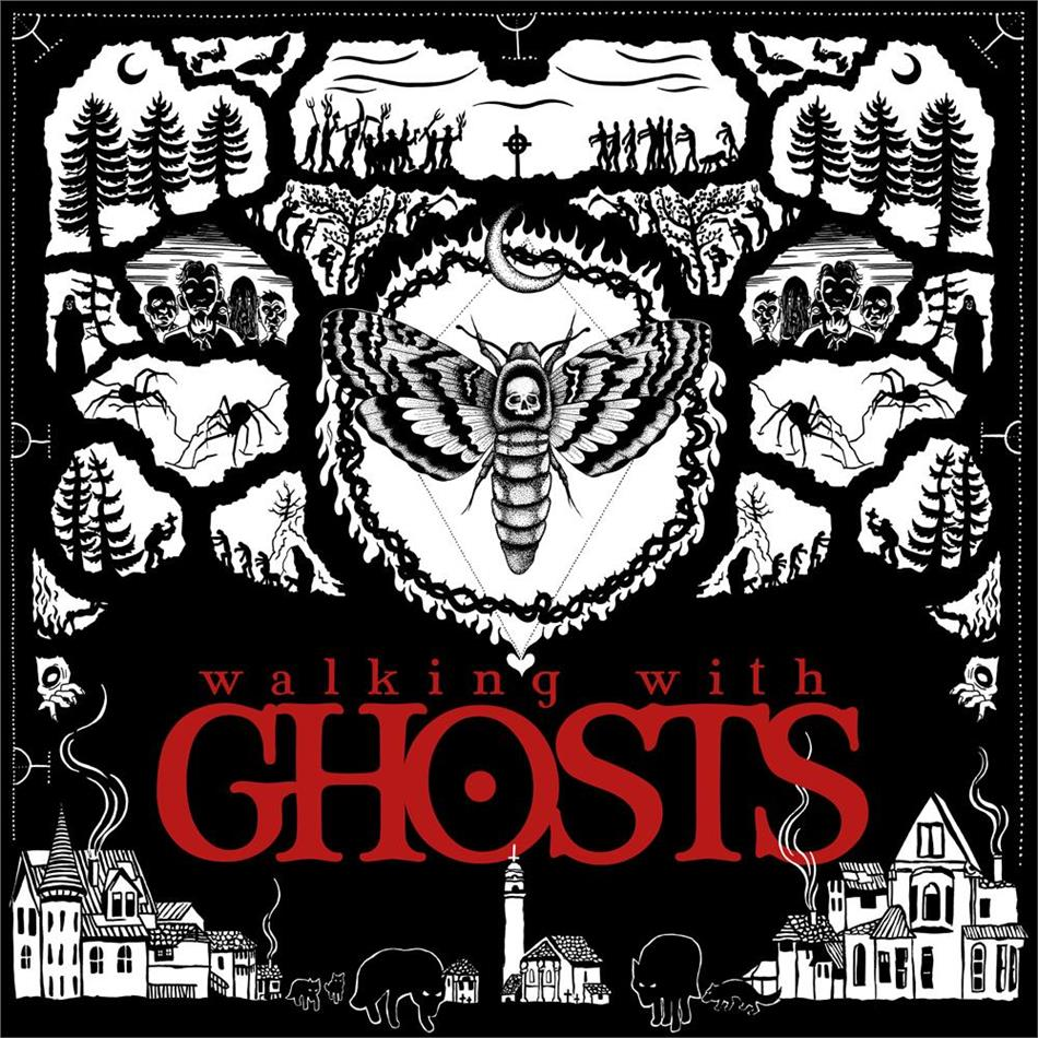 Walking With Ghosts - Walking With Ghosts II (LP)