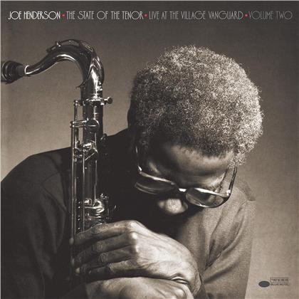 Joe Henderson - State Of The Tenor Vol. 2 (2019 Reissue, LP)