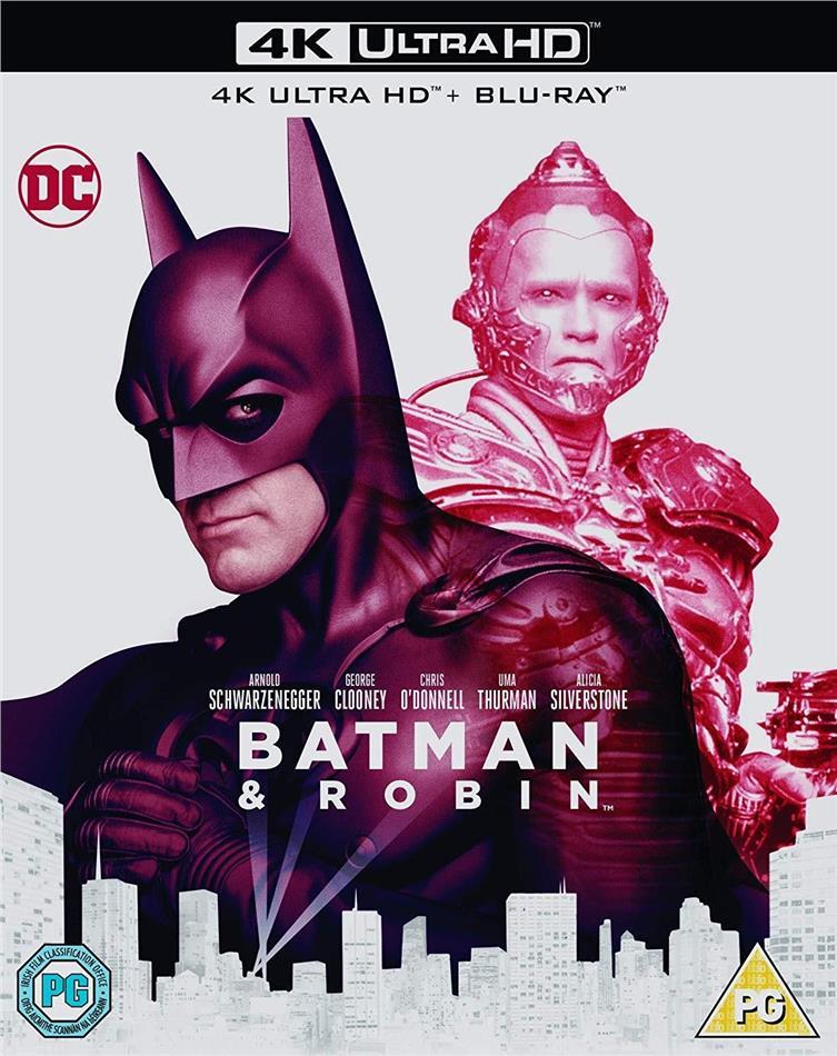 Batman & Robin (1997) (4K Ultra HD + Blu-ray)