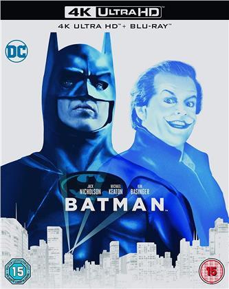 Batman (1989) (4K Ultra HD + Blu-ray)