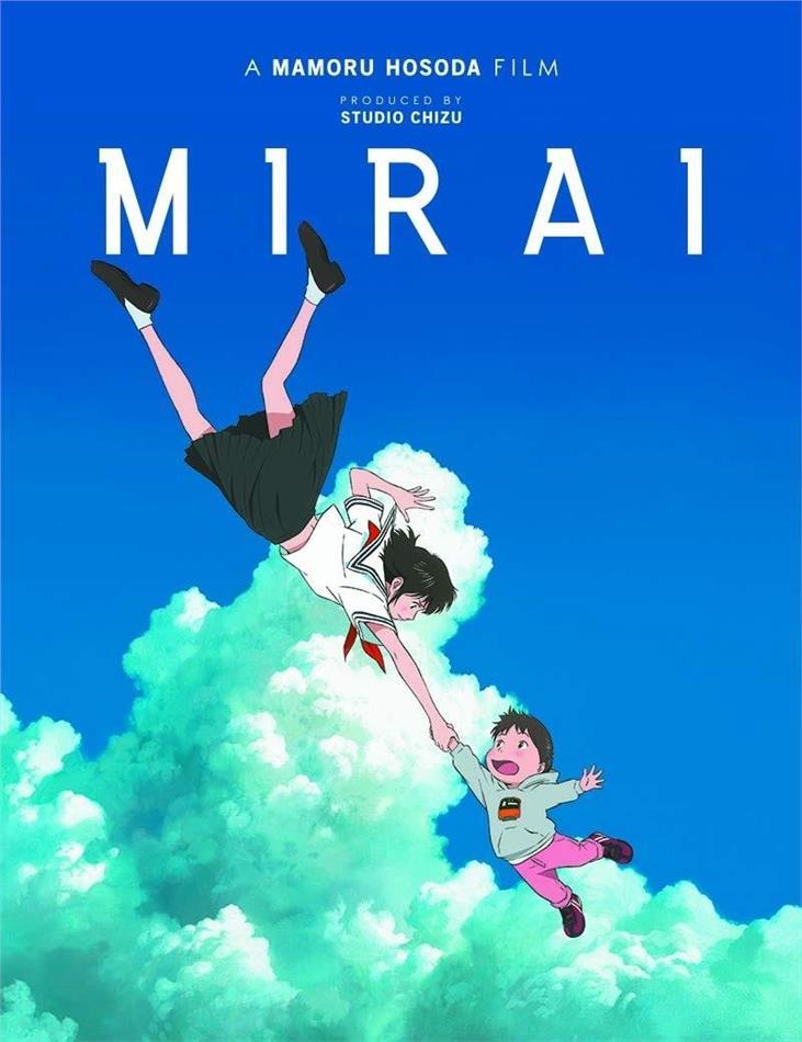 Mirai (2018) (Blu-ray + DVD)
