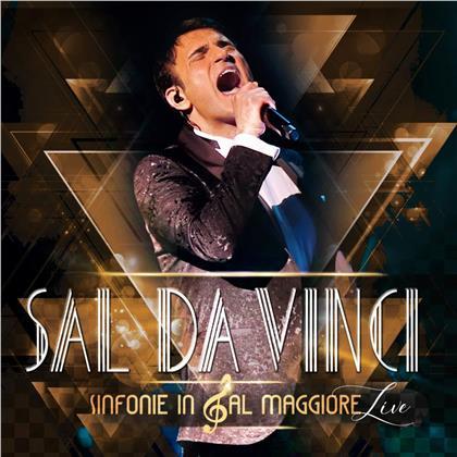 Sal Da Vinci - Sinfonie In Sal Maggiore Live (2 CDs)