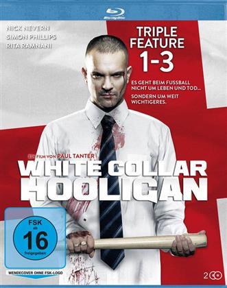 White Collar Hooligan - Die komplette Trilogie (2 Blu-rays)