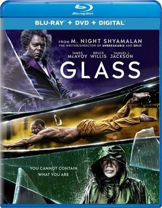 Glass (2019) (Blu-ray + DVD)
