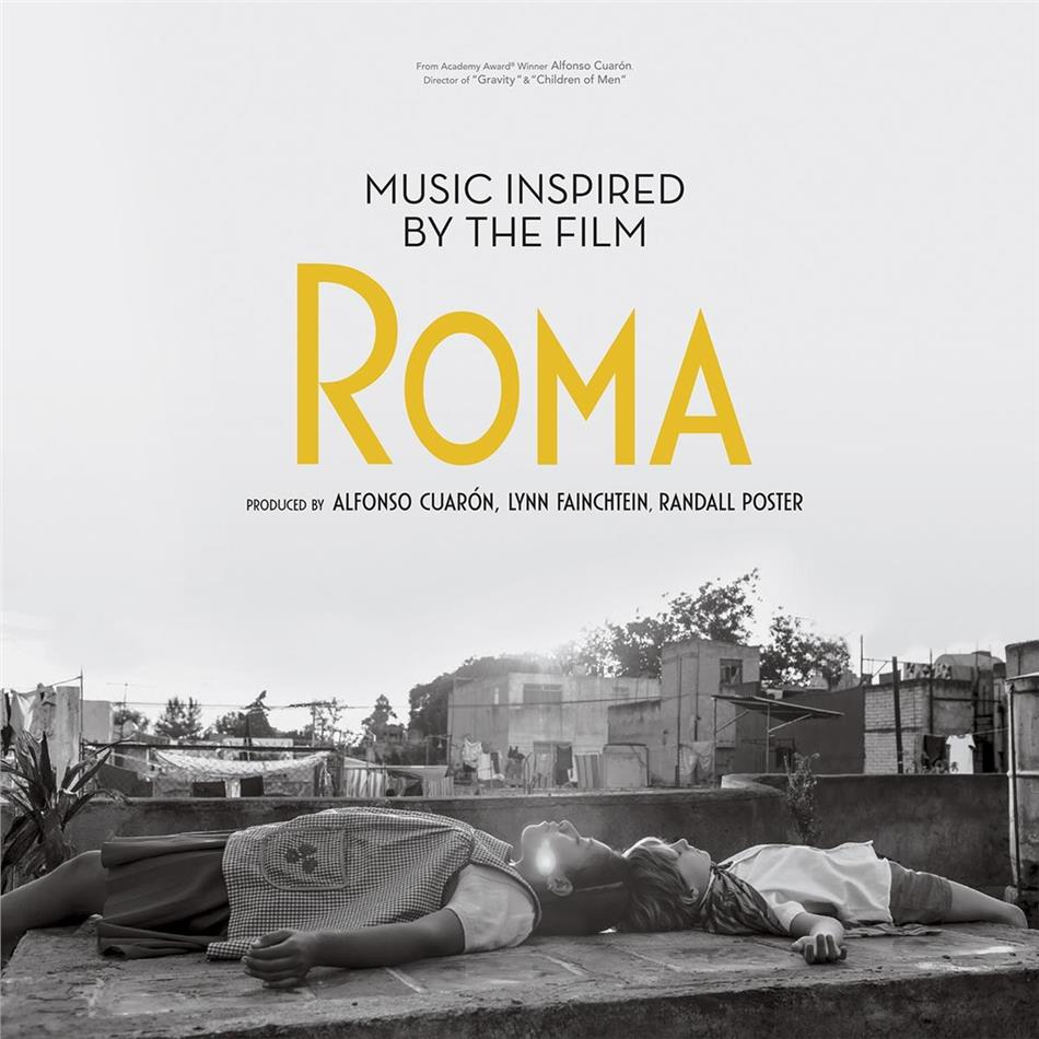 Roma (Music Inspired by the Film) (2 LPs)