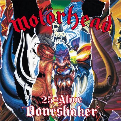 Motorhead - 25 & Alive - Boneshaker (2 CDs)