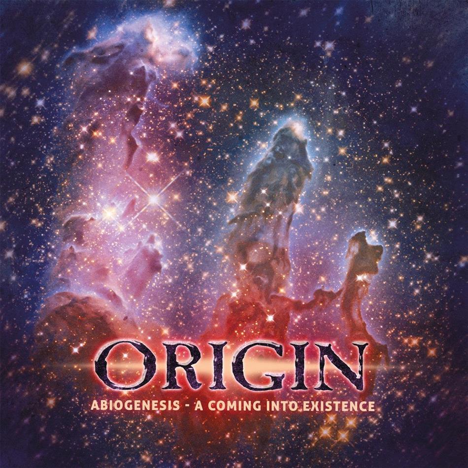 Origin - Abiogenesis - A Coming Into Existence (Blue Vinyl, LP)