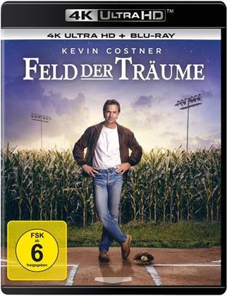 Feld der Träume (1989) (4K Ultra HD + Blu-ray)