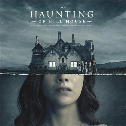 The Newton Brothers - The Haunting Of Hill House - OST (Deluxe Edition, Blue/Green Vinyl, 2 LPs)