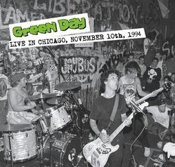 Green Day - Live In Chicago 10.11.1994 (LP)