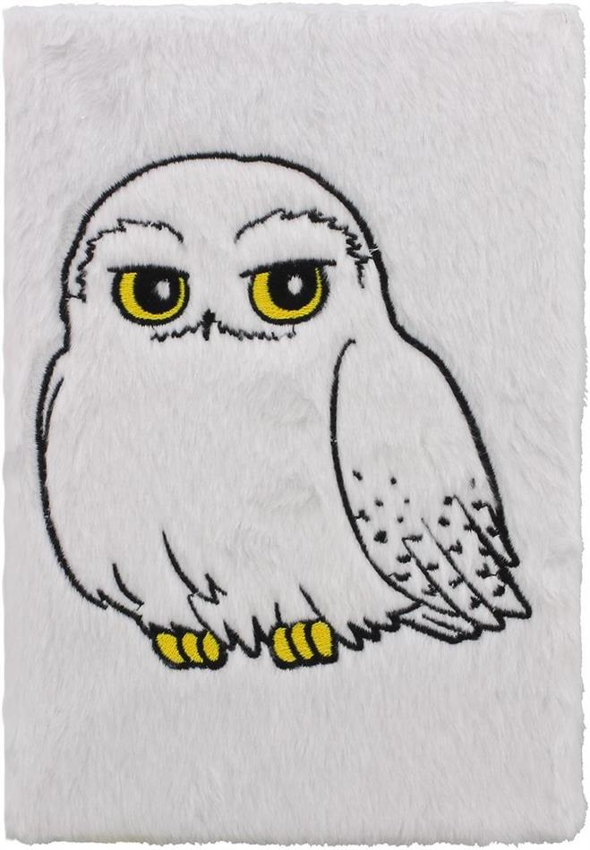 Harry Potter - Hedwig Fluffy Premium A5 Notebook