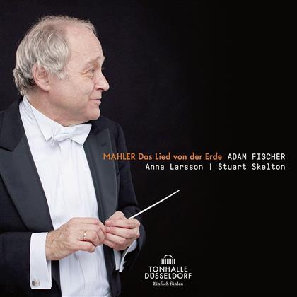 Anna Larsson, Stuart Skelton, Gustav Mahler (1860-1911) & Adam Fischer - Das Lied Von Der Erde