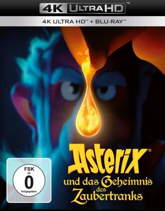 Asterix und das Geheimnis des Zaubertranks (2018) (4K Ultra HD + Blu-ray)