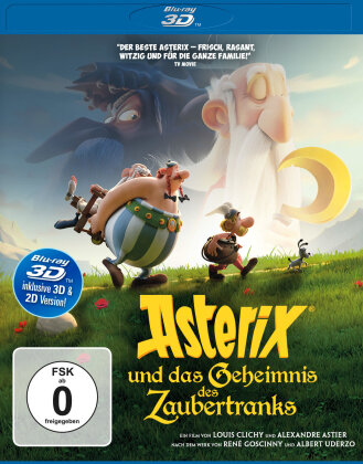 Asterix und das Geheimnis des Zaubertranks (2018)