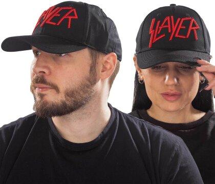 Slayer Unisex Baseball Cap - Logo