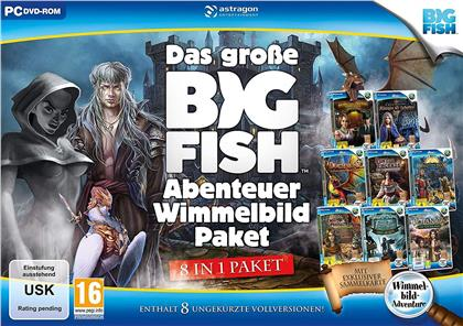 Wimmelbild Collection Abenteuer