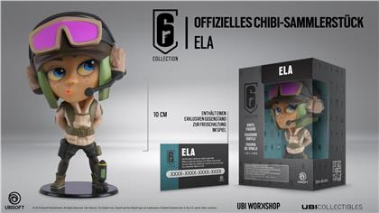 Six Collection: Ela Figur inkl. Ingame Code - Serie 3