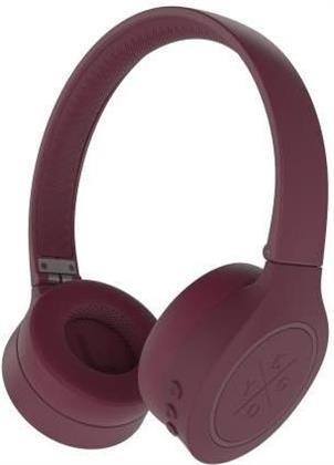 Kygo A4/300 BT OnEar Headphones - burgundy