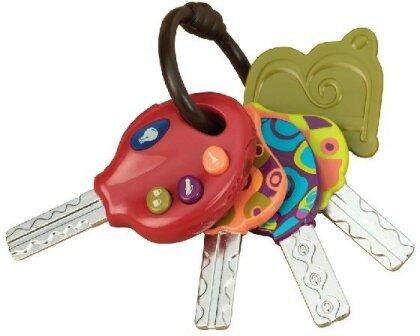 Battat LucKeys Tomato - Spielzeugschlüssel