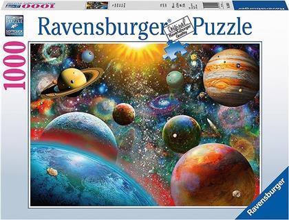 Planeten - 1000 Teile Puzzle