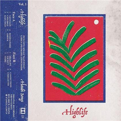 Haubi Songs - Highlife (LP)