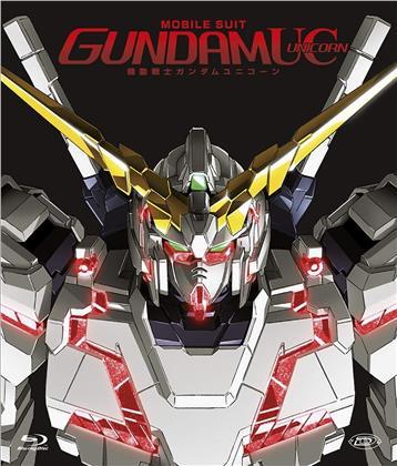 Mobile Suit Gundam Unicorn - Complete OAV Box-Set - Standart Edition (3 Blu-ray)