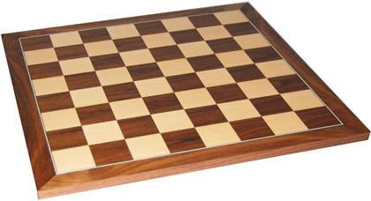 Schachbrett Intarsie