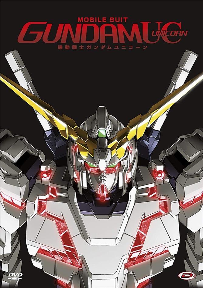 Mobile Suit Gundam Unicorn - Complete Oav Box-Set - Standart Edition (4 DVD)