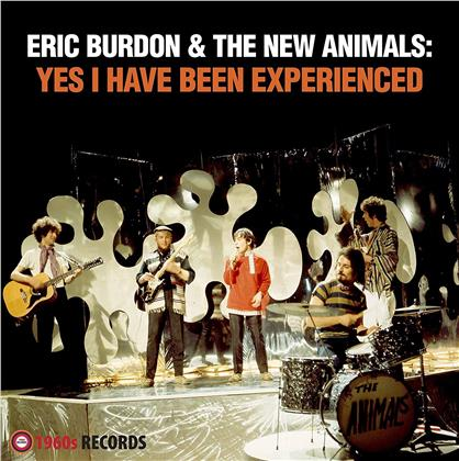 Eric Burdon - Yes I Have Been Experienced (LP)