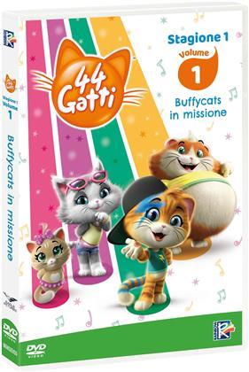 44 Gatti - Vol. 1 - Buffycats in missione