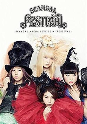 Scandal (Japan) - Scandal Arena Live 2014 (Festival)