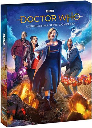 Doctor Who - Stagione 11 (4 Blu-ray)